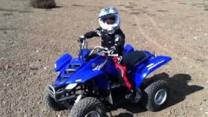 ATV Sizes By Age: Which Quad Size Is Best For Your Kid