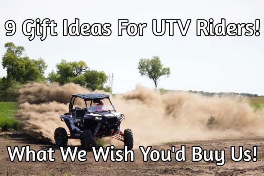 9 Gift Ideas For Utv Riders What We Wish You D Buy Us Atv Temple